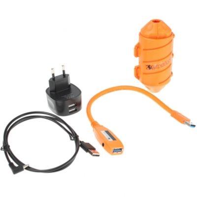 Für weitere Info hier klicken. Artikel: Tether Tools TetherBoost Pro Core Controller Regelungseinheit für Tethered Shooting mit USB-3.0-Kabel-Verbindung bis 20 m orange