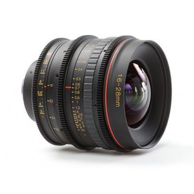 16-28mm T/3 CINEMA LENS Canon EF