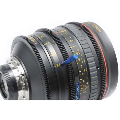 Für weitere Info hier klicken. Artikel: Tokina 16-28mm T/3 CINEMA LENS Sony FE-Mount
