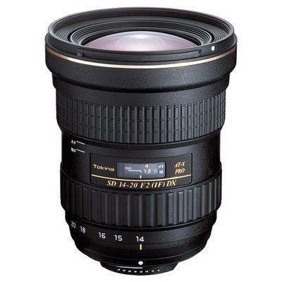 Für weitere Info hier klicken. Artikel: Tokina 2,0/14-20 AT-X DX Nikon DX