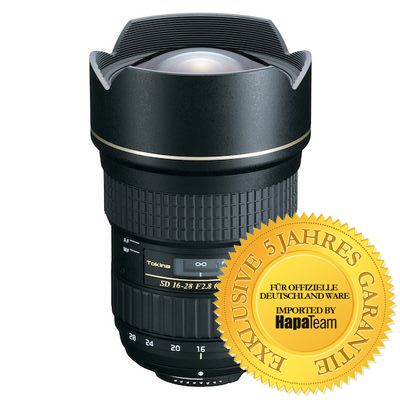 Für weitere Info hier klicken. Artikel: Tokina AF 2,8/16-28 AT-X Pro FX Canon EF