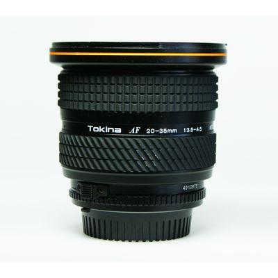 Für weitere Info hier klicken. Artikel: Tokina AF 3,5-4,5/20-35mm -G- Nikon AF