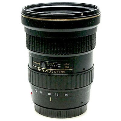 Für weitere Info hier klicken. Artikel: Tokina AT-X 2/14-20mm Asph. -Second Hand- Canon EF-S