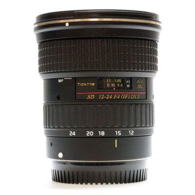Für weitere Info hier klicken. Artikel: Tokina AT-X 4/12-24mmPro DX II -G- Canon EF-S