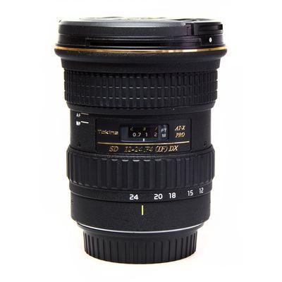 Für weitere Info hier klicken. Artikel: Tokina AT-X Pro 4/12-24mm IF DX -G- Canon EF-S