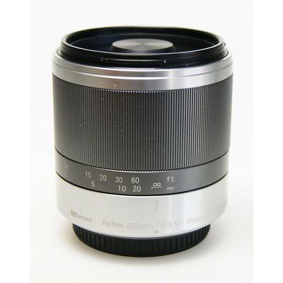 Für weitere Info hier klicken. Artikel: Tokina MF 6,3/300mm Reflex Macro MFT