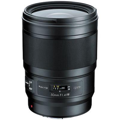 Für weitere Info hier klicken. Artikel: Tokina Opera 50mm f/1,4 Canon EF