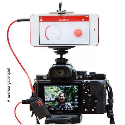 Für weitere Info hier klicken. Artikel: Triggertrap Smartphone-Auslöser RM-VPR1