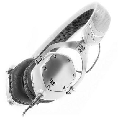 Für weitere Info hier klicken. Artikel: V-Moda XS On-Ear Headphone weiß-silber