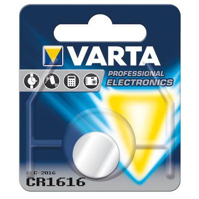 Für weitere Info hier klicken. Artikel: Varta 1616/CR 3V