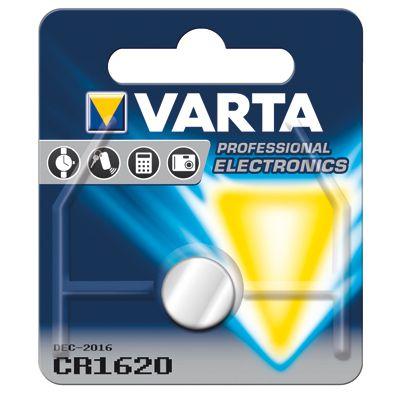 Für weitere Info hier klicken. Artikel: Varta 1620/CR 3V