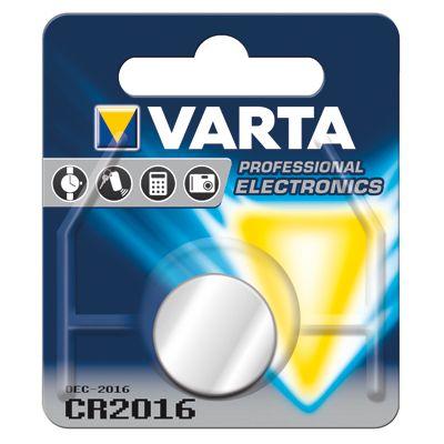 Für weitere Info hier klicken. Artikel: Varta 2016/CR 3V