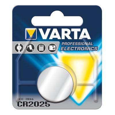 Für weitere Info hier klicken. Artikel: Varta 2025/CR 3V