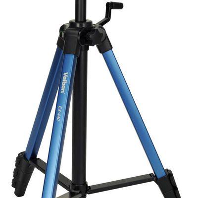 Für weitere Info hier klicken. Artikel: Velbon Stativ Velbon EX-440 blau