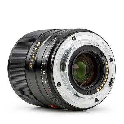 Für weitere Info hier klicken. Artikel: Viltrox AF 33mm f/1.4 FX Fujifilm X