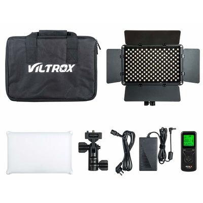 Für weitere Info hier klicken. Artikel: Viltrox LED-Videoleuchte 3300K-5600k VL-S192T