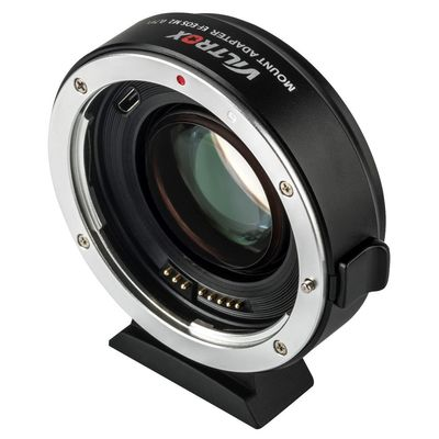 Für weitere Info hier klicken. Artikel: Viltrox Objektivadapter Autofokus EF EOS M2 Canon EF Canon EF-M