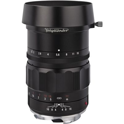 Für weitere Info hier klicken. Artikel: Voigtländer Heliar 1,8/75 VM Leica M