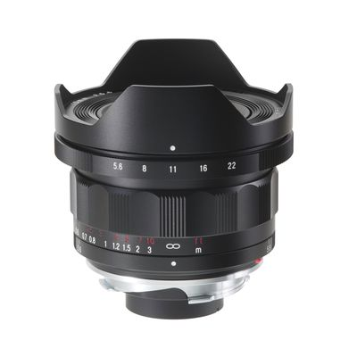 Für weitere Info hier klicken. Artikel: Voigtländer Heliar HyperWide 5,6/10 mm asphärisch Sony FE-Mount