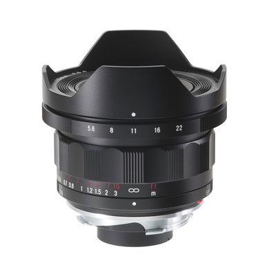Für weitere Info hier klicken. Artikel: Voigtländer HyperWide Heliar 5,6/10 mm VM Leica M