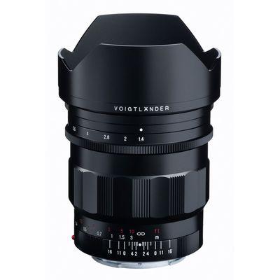 Für weitere Info hier klicken. Artikel: Voigtländer Nokton 21mm f/1,4 asphärisch Sony FE-Mount