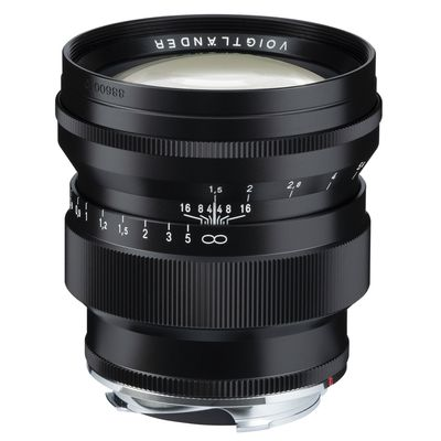 Für weitere Info hier klicken. Artikel: Voigtländer Nokton 1,5/75mm asph. VM schwarz Leica M