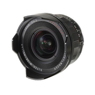 Für weitere Info hier klicken. Artikel: Voigtländer Super Wide Heliar 4,5/15 mm asphärisch VM III Leica M