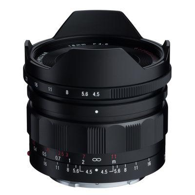 Für weitere Info hier klicken. Artikel: Voigtländer SuperWide Heliar 4,5/15 mm asphärisch E Sony FE-Mount