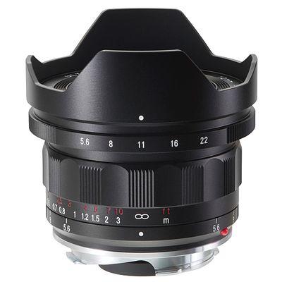 Für weitere Info hier klicken. Artikel: Voigtländer UltraWide Heliar 5,6/12 schwarz Leica M