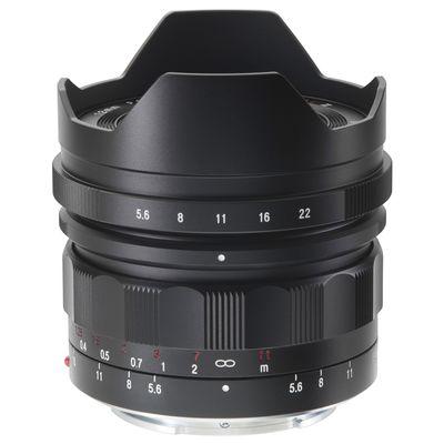 Für weitere Info hier klicken. Artikel: Voigtländer UltraWide Heliar 5,6/12 mm asphärisch E Sony FE-Mount