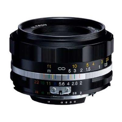 Für weitere Info hier klicken. Artikel: Voigtländer Voigtländer Ultron 2,0/40mm asph SLII-S AIS schwarz Nikon FX