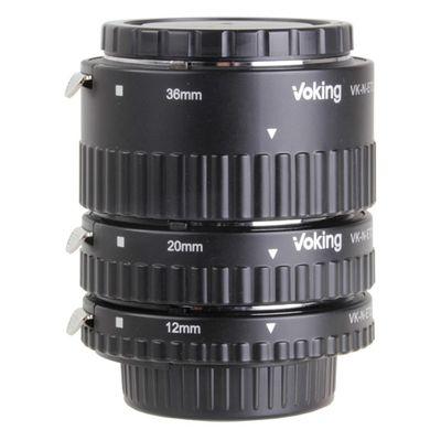 Für weitere Info hier klicken. Artikel: Voking Autofocus-Makro-Zwischenring-Set für DSLR, 12mm, 20mm, 36mm Nikon DX