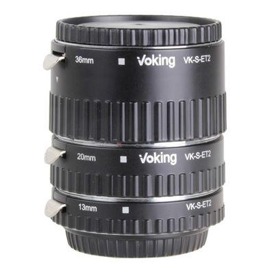 Für weitere Info hier klicken. Artikel: Voking Autofocus-Makro-Zwischenring-Set für DSLR, 13mm, 20mm, 36mm Sony A-Mount