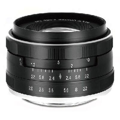 Für weitere Info hier klicken. Artikel: Voking Objektiv APS-C 50mm F2.0 manueller Focus 49mm Micro Four Thirds