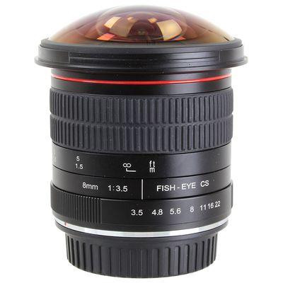 Für weitere Info hier klicken. Artikel: Voking Objektiv Fish-Eye 8mm F3.5 manueller Focus DSLR Canon EF