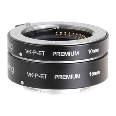 Für weitere Info hier klicken. Artikel: Voking Premium Autofokus-Makro-Zwischenring-Set 10mm und 16mm Canon EF-M