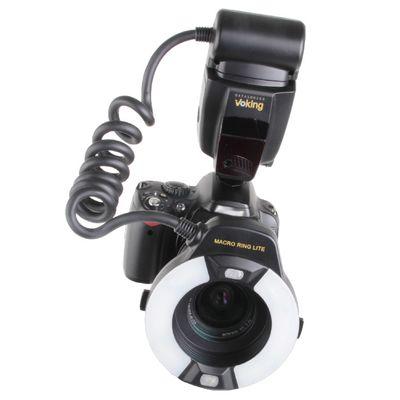 Für weitere Info hier klicken. Artikel: Voking VK110 Ringblitz Canon