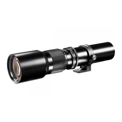 Für weitere Info hier klicken. Artikel: Walimex 500mm f/8,0 DSLR Canon EF