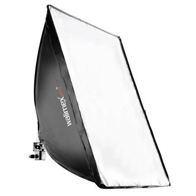 Für weitere Info hier klicken. Artikel: Walimex Daylight 250 mit Softbox, 40x60cm