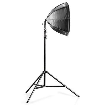 Für weitere Info hier klicken. Artikel: Walimex Daylight-Set 250+Octagon Softbox 55cm