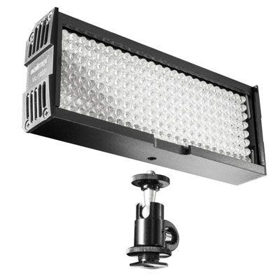 LED-Videoleuchte 192 LED