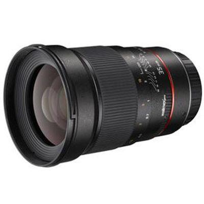 Für weitere Info hier klicken. Artikel: Walimex MF 1,4/35 EF AE -DEMO- Canon EF