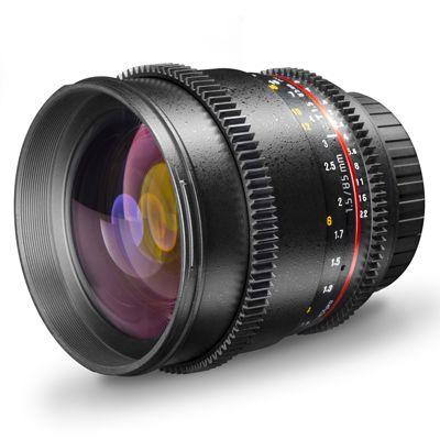 Für weitere Info hier klicken. Artikel: Walimex pro 1,5/85 VDSLR Canon EF