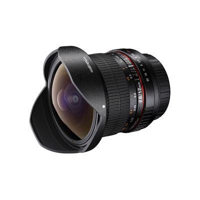 Für weitere Info hier klicken. Artikel: Walimex pro 12/2,8 Fisheye DSLR Nikon FX