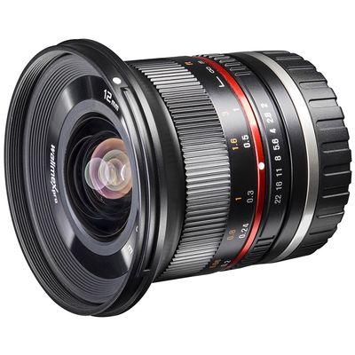Für weitere Info hier klicken. Artikel: Walimex pro 12mm f/2,0 schwarz Fujifilm X