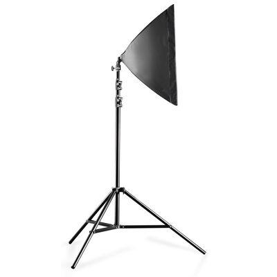 Für weitere Info hier klicken. Artikel: Walimex pro 2er Set Daylight 250+ Softbox+ Stativ