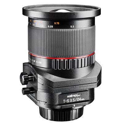 Für weitere Info hier klicken. Artikel: Walimex pro 3,5/24 Tilt-Shift Canon EF