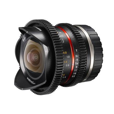 Für weitere Info hier klicken. Artikel: Walimex pro Fish-Eye 3,1/8 VDSLR schwarz Sony E-Mount