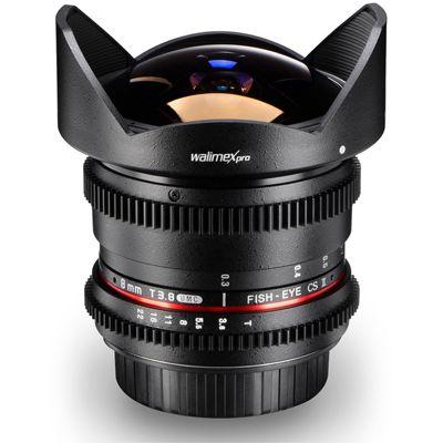 Für weitere Info hier klicken. Artikel: Walimex pro Fish-Eye MF 3,8/8 II VDSLR Canon EF-S