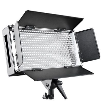 Für weitere Info hier klicken. Artikel: Walimex pro LED 500 dimmbare Flächenleuchte